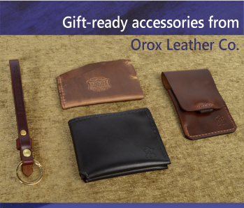 Orox brand page