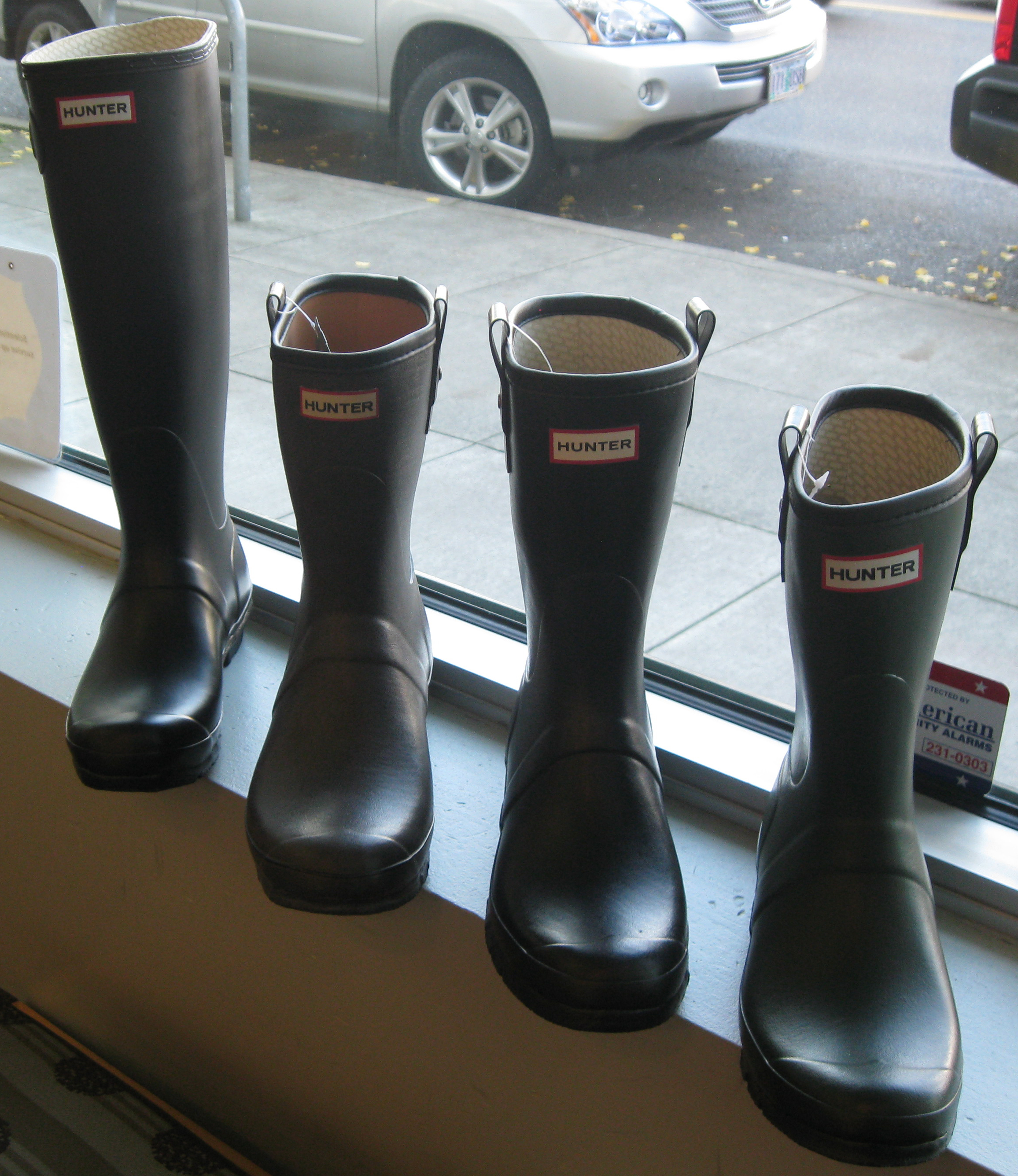 321d5dcdab1 Hunter Boots « Imelda's Shoes and Louie's Shoes for Men